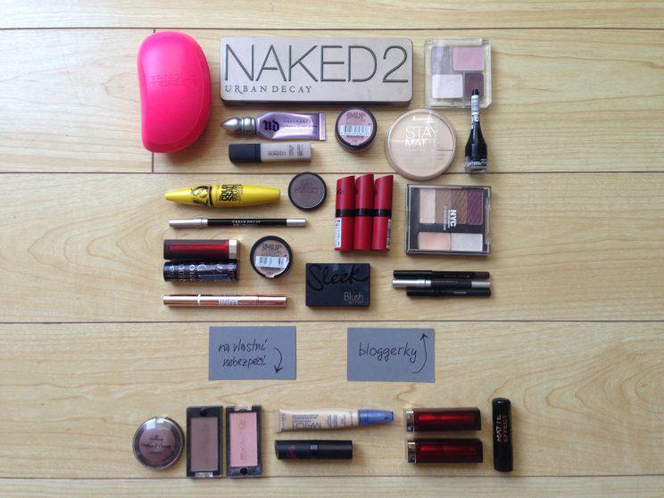 Kosmetika od bloggerek vs. na vlastní nebezpečí
