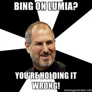 Meme se Steve Jobsem